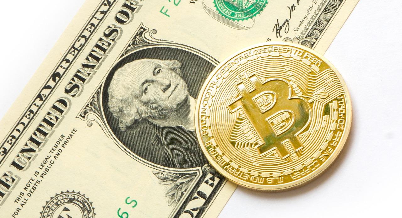 Wo steht der Bitcoin im Vergleich zum Dollar